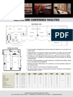 Park Central Meeting and Conference Factsheet