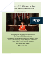 Thayer US Australia Alliance and Southeast Asia