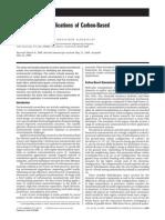 Environmental Applications of Carbon-based Nano Materials