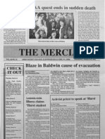 The Merciad, March 14, 1991