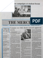 The Merciad, April 18, 1991