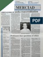 The Merciad, Jan. 16, 1992