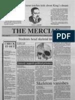 The Merciad, Jan. 23, 1992