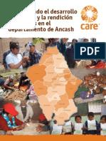 Promoviendo el desarrollo sostenible y la rendición de cuentas en el departamento de Ancash