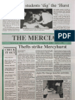 The Merciad, April 2, 1992