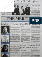 The Merciad, April 30, 1992