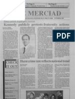 The Merciad, Oct. 8, 1992
