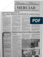 The Merciad, Feb. 11, 1993