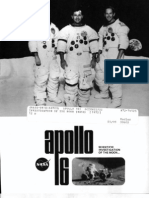 Apollo 16 Scientific Investigation of the Moon