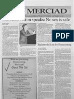 The Merciad, Sept. 16, 1993