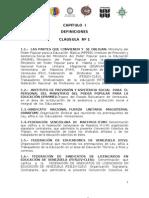 Proyecto VI Convención Colectiva (IX Contrato Colectivo) de los Trabajadores de la Educación Venezuela