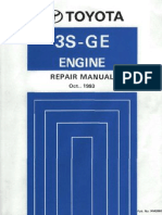 Manual 3s Toyota