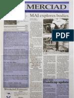 The Merciad, Nov. 4, 1993