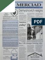 The Merciad, March 24, 1994