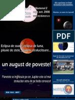 "Revista ""Orizonturi Astronomice"" - nr.2"