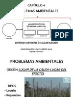 CAPÍTULO 4 (PROBLEMAS AMBIENTALES-CALENTAMIENTO GLOBAL)