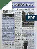 The Merciad, Sept. 29, 1994