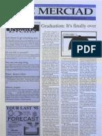 The Merciad, May 11, 1995