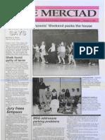 The Merciad, Oct. 5, 1995