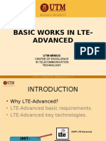 Works in LTE-Advanced