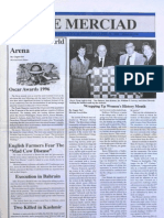 The Merciad, March 28, 1996