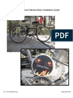 2-Stroke Bike Engine Installation