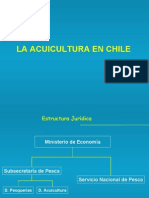 Acuicultura en Chile