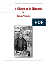 12 Claves de Alquimia Basilio Valentin