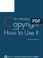 Copyright Booklet 2008