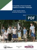 Intellectual Disability in Rural Cambodia