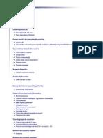 Perfil de uso e usuário
