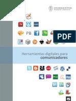 Manual Herramientas Digitales Para Comunicadores - Emilio Vegas Ubillus y Lyudmyla