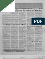 The Merciad, May 7, 1998