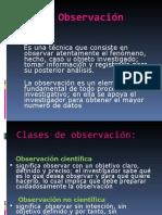 La Observaciòn cientifica 2