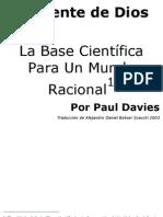 Paul Davies - La Mente de Dios