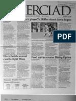 The Merciad, Dec. 10, 1998