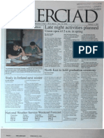 The Merciad, Feb. 11, 1999