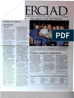 The Merciad, April 22, 1999