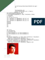 Photo 2 Matrix and It's Inverse (Third)