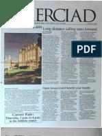 The Merciad, Nov. 3, 1999