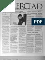 The Merciad, Jan. 12, 2000