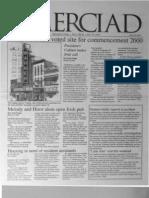The Merciad, March 22, 2000