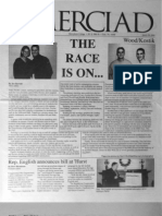 The Merciad, March 29, 2000