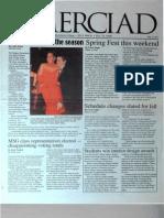 The Merciad, May 2, 2000