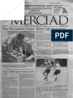 The Merciad, Sept. 13, 2000