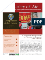 CORT Newsletter May 2011_ES