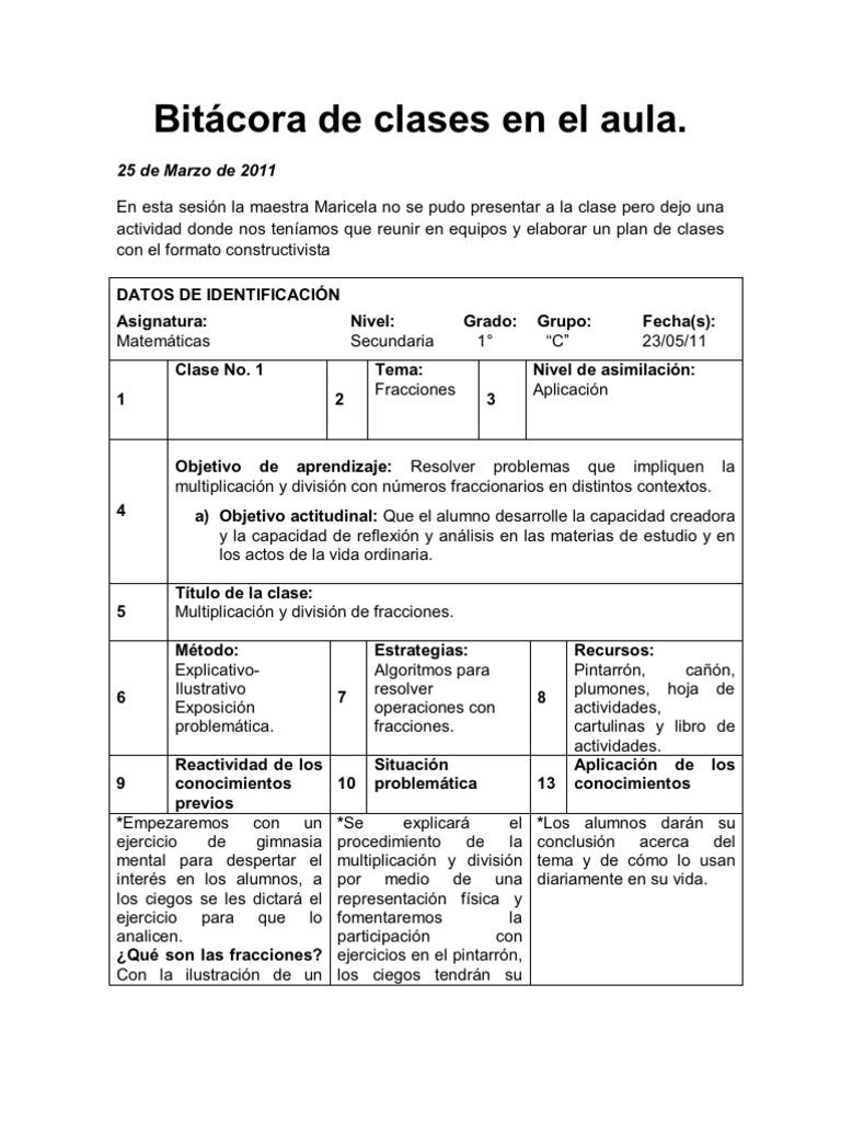 Excelente Plantilla De Plan De Lecciones Foto - Ejemplo De Colección ...