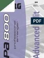 Pa800-201AE-ENG