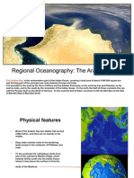 Oceanography of the Arabian Sea