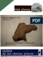 Tierras Planas Artículos sobre Arqueologia y Antropología. Lic. Soccorso Volpe